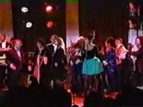 Gladys Knight, Aretha Franklin. Natalie Cole. Whitney Houston. Cissy Houston. - RESPECT LIVE 1994.
