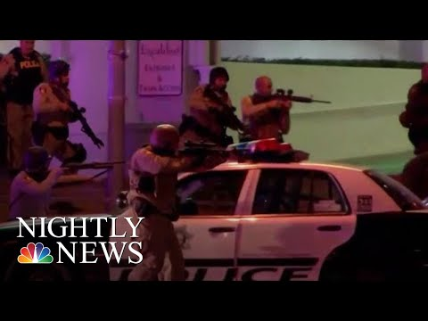 12 Killed In Mass Shooting In Thousand Oaks, California   NBC Nightly News