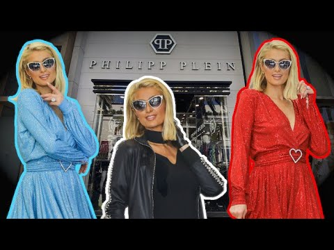 Paris Hilton Puts On A STUNNING Fashion Show At Philipp Plein