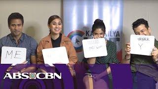 Video Ang PINAKA sa cast ng Halik MP3, 3GP, MP4, WEBM, AVI, FLV Januari 2019