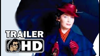 MARY POPPINS RETURNS First Look Teaser Footage (2018) Emily Blunt Disney Movie HDSUBSCRIBE for more Movie Trailers HERE: https://goo.gl/Yr3O86PLOT: In Depression-era London, a now-grown Jane and Michael Banks, along with Michael's three children, are visited by the enigmatic Mary Poppins following a personal loss. Through her unique magical skills, and with the aid of her friend Jack, she helps the family rediscover the joy and wonder missing in their lives.CAST: Emily Blunt, Meryl Streep, Colin Firth, Angela Lansbury, Lin-Manuel Miranda, Dick Van Dyke, Julie WaltersCheck out our specific genre movie trailers PLAYLISTS:SUPERHERO/COMIC BOOK TRAILERS: https://goo.gl/SaiXSIANIMATED TRAILERS: https://goo.gl/l6bXaUSEXY TRAILERS: https://goo.gl/oX8yNTHORROR TRAILERS: https://goo.gl/Ue0motCELEBRITY INTERVIEWS: https://goo.gl/1YhJtUJoBlo Movie Trailers covers all the latest movie trailers, TV spots, featurettes as well as exclusive celebrity interviews.Check out our other channels:TV TRAILERS: https://goo.gl/IoWfK4MOVIE HOTTIES: https://goo.gl/f6temDVIDEOGAME TRAILERS: https://goo.gl/LcbkaTMOVIE CLIPS: https://goo.gl/74w5hdJOBLO VIDEOS: https://goo.gl/n8dLt5