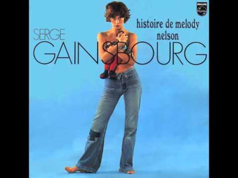 Serge Gainsbourg - Histoire De Melody Nelson [Full Album]