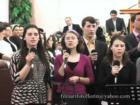 Grupul Betel Dumbraveni, Suceava - Duhul Sfant e prezent aici, Biserica Efrata Oradea