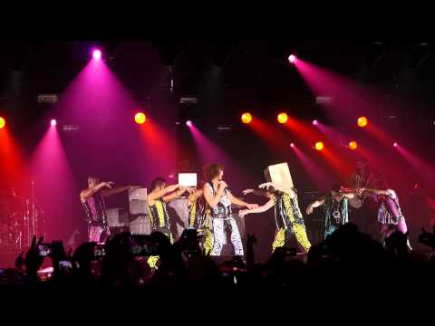 Redfoo of LMFAO – Party Rock Anthem at osaka ATC HALL 2012