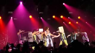 Redfoo of LMFAO - Party Rock Anthem at osaka ATC HALL 2012