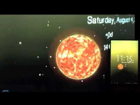 Video of Weather Live Wallpaper
