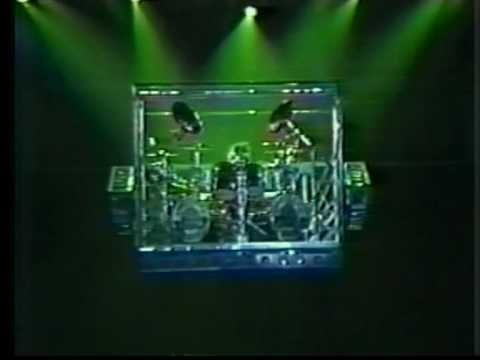 Tommy Lee Drum Solo 1987