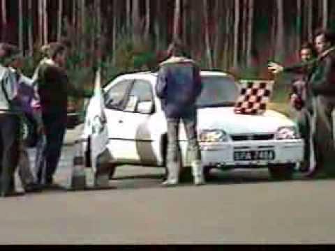 Automobilklub Słupski - Rajd Zima` 92 (KJS)