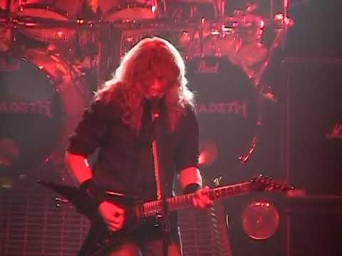 Megadeth - (Electric Factory) Philadelphia,Pa  11.12.04 (Part 1)