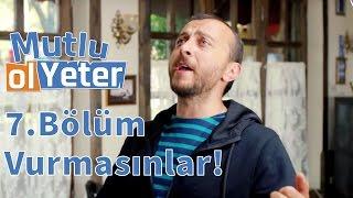 Kanala Abone Olmak İçin: http://bit.ly/mutluolyetertvGenel HikayeHikayemiz İstanbul'un 'bir' mahallesinde geçmektedir. Hepimizin bildiği, sevdiği o mahalle sıcaklığında, birbirini seven komşuların olduğu, küçük esnafı, eşrafı ve orada doğup büyümüş fertleriyle dolu bir yerdir İstasyon mahallesi.Bizim mahallemizin tüm bildiklerimizden farkı, onu şimdiye kadar kimsenin görmemiş olmasıdır. İstanbul'un ne bildiğimiz bir ilçesinde, ne de bildiğimiz bir bölgesindedir. Anlatacağımız hikaye, tamamen bizim inşa edeceğimiz; kendi huyu, yerel suyu ve türlü türlü kendine özgü karakteri ile yep yeni bir mahallede anlatılacak bir masaldır.Öykümüz, İstanbul'un hiç bilmediğimiz bu mahallesinin hiç dinlemediğimiz acayip hikayelerini anlatmaktadır. Babür'ün Ali'ye, gizli görevine rağmen yardım edişini… Güneş'in planladığı türlü türlü kötülüğü icra edişini… Mahallenin birbirinden enteresan karakterdeki ahalisinin mutlu olmaya çabalamasını… Ali'nin tek aşkı için mücadelesini… Tek aşkı Aslı'nın da aslında Ali'yi ne kadar sevdiğini…=======================================Daha Fazla Bilgi içinhttp://www.ntcmedya.com/yapimlar/mutluolyeterMutlu Ol Yeter Sosyal Medya AdresleriFacebook - https://facebook.com/MutluOlYeterNTCTwitter - https://twitter.com/MutluOlYeterNTCInstagram - https://www.instagram.com/mutluolyeterntc/Ntc Medya Sosyal Medya AdresleriFacebook - https://www.facebook.com/NTCMedya/Twitter - https://twitter.com/_NTCMedyaGoogle Plus - https://plus.google.com/u/0/103525108051952303133Ntc Medya Yapımlarıhttp://ntcmedya.com/yapimlarİletişim İçinhttp://ntcmedya.com/iletisimNtc Medya Youtube Kanalına Abone Olmak İçinhttp://bit.ly/ntcmedyatv