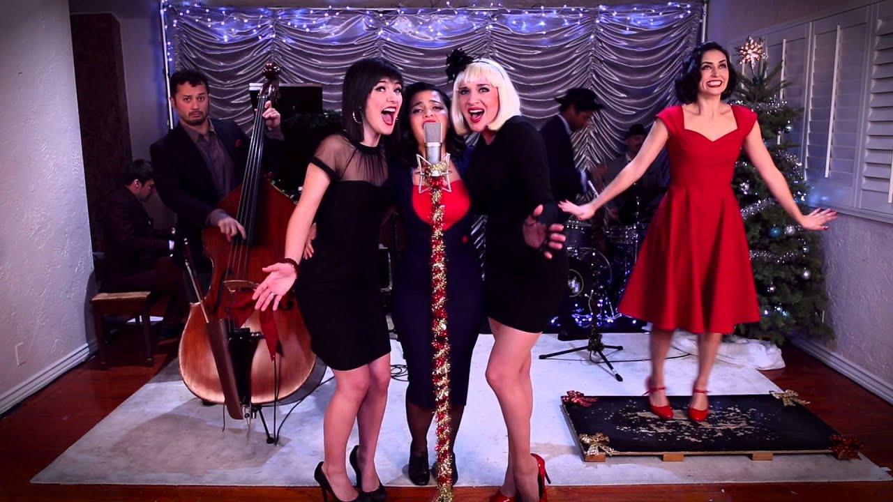 Last Christmas – Vintage Andrews Sisters – Style Wham! Cover – Postmodern Jukebox