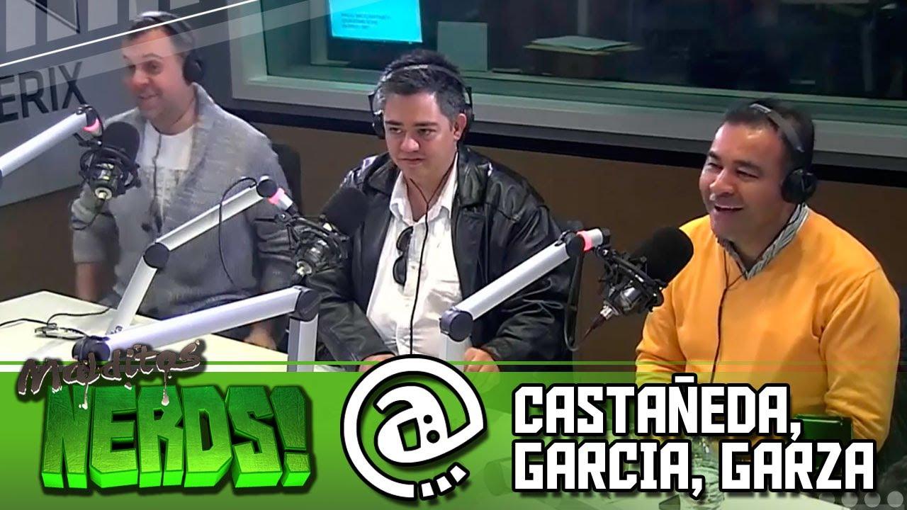 Entrevista a Mario Castañeda, Rene García y Lalo Garza