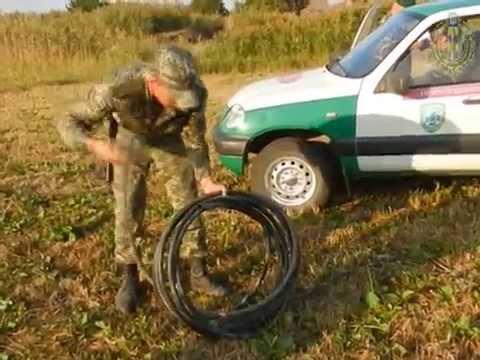 Спирт ганяли трубопроводом на кордоні з Молдовю