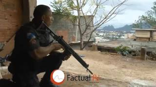 Боевые действия в Рио-Де-Жанейро, Factual RJ