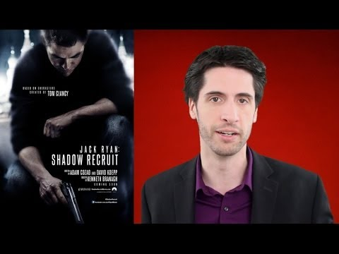 Jack Ryan: Shadow Recruit movie review