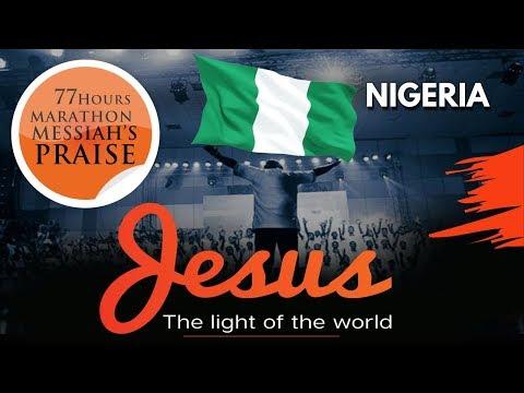 RCCG 77 Hours MARATHON MESSIAH'S PRAISE 2019_ Nigeria #Day3