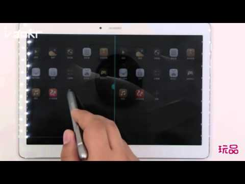 HUAWEI MediaPad M2 10.0 Unboxing, review & sketch review