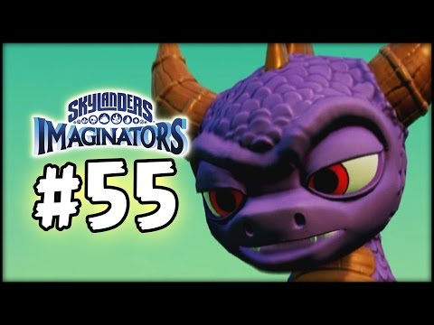 Skylanders Imaginators - Gameplay Walkthrough - Part 55 - 100% Complete!