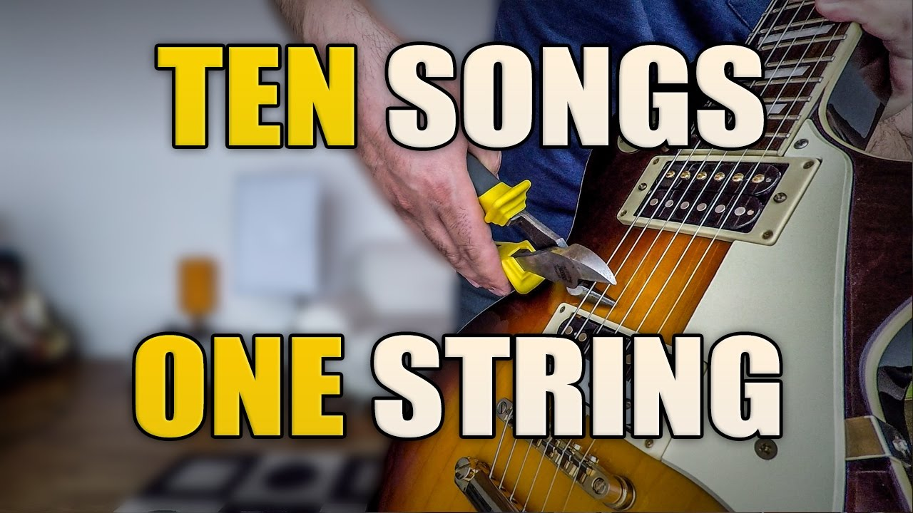 Ten Songs | One String