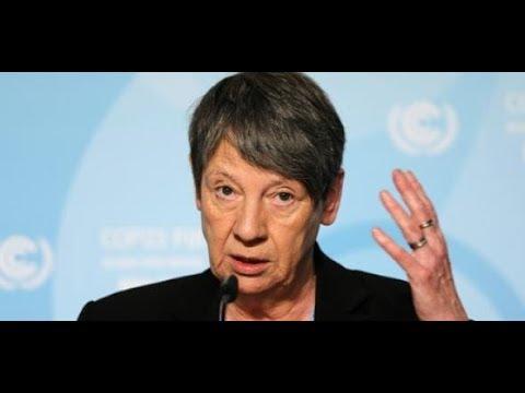 """Barbara Hendricks zu Glyphosat: """"Ich bin damit nicht ei ..."""