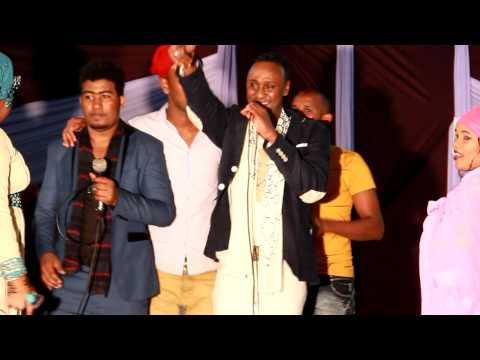 Alteso LIVE Heestii WAAKU HAYSATAA Nairobi Show 2013