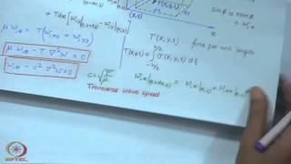 Mod-01 Lec-33 Dynamics Of Membranes