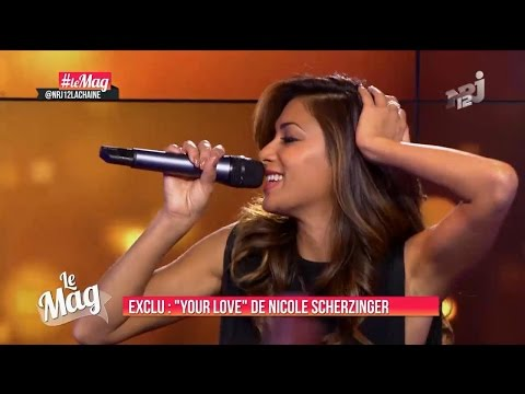 Nicole Scherzinger @LeMag (Interview & Your Love)