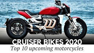 3. 10 New Cruiser Motorcycles and Upcoming Bikes of the 2020 Model Year