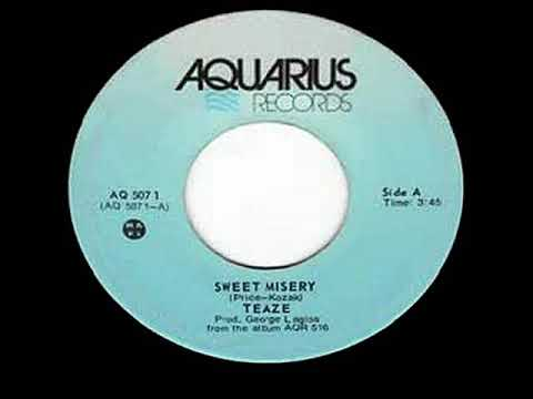 Teaze - Sweet Misery (1978)