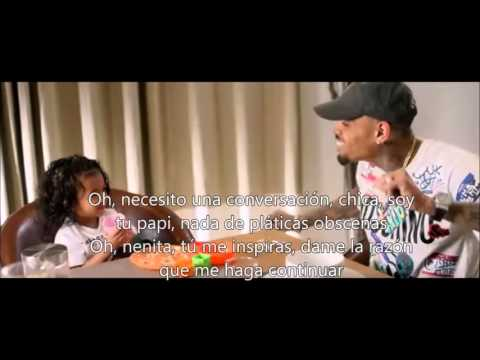 Chris Brown - Little More Traducida Al Español