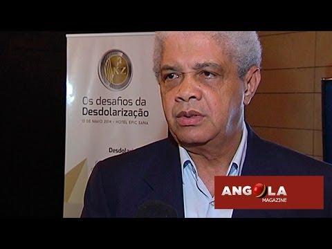 Angola Magazine - Desdolarização da Economia Angolana