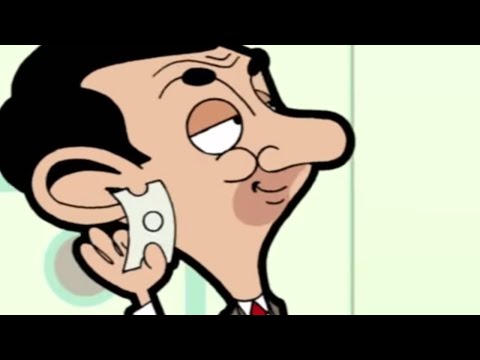 Ticket Time | Funny Episodes | Mr Bean Official