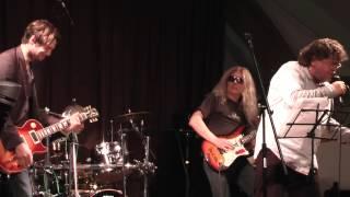 Video Rusty Nail & Aynsley Lister, KD Sýpka, 28.10.2013, Brno