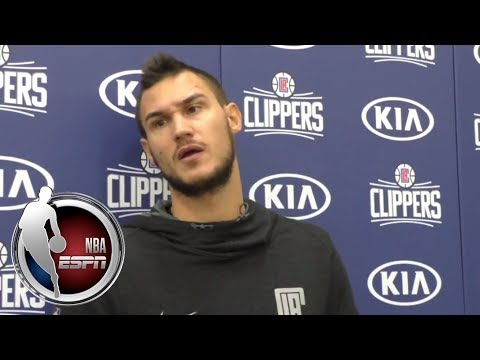 Video: Clippers' Danilo Gallinari discussed challenges of preparing for Mavericks | NBA on ESPN