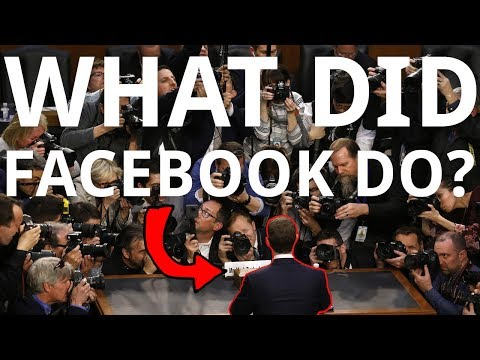 Why Facebooks Data Scandal is a Big Deal