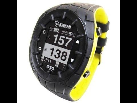 Izzo Swami Golf GPS Watch Review