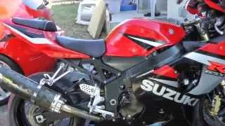 10. How to change oil on a 2005 suzuki gsxr600 sportbike