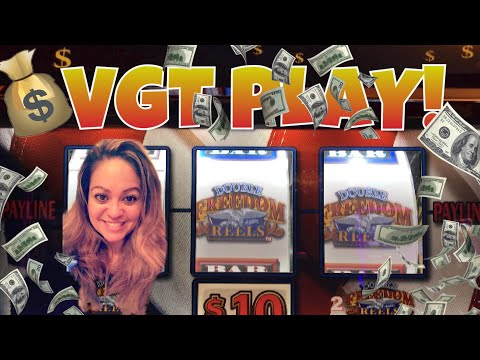 VGT LIVE PLAY! 💰BIG WINS! HAND PAY!💰