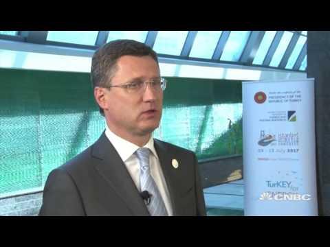 Александр Новак о мировом нефтяном рынке