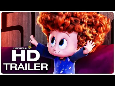 HOTEL TRANSYLVANIA 3 Bedtime Stories For Dennis Movie Clip + Trailer (NEW 2018) Animated Movie HD