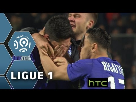 Video: Manager's motivational speech helps Toulouse come from behind twice and escape relegation