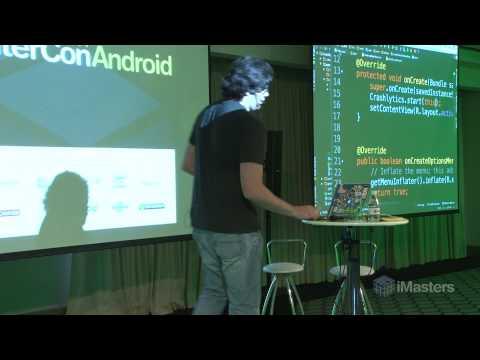 Plataforma Movel - O InterCon Android 2014 já é o maior evento técnico de Android da América Latina, recebendo cerca de 400 desenvolvedores em São Paulo, com um foco mais avanç...