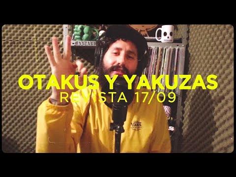 Lng/SHT - Revista 17-09: Otakus y Yakuzas (Produce Caprino)