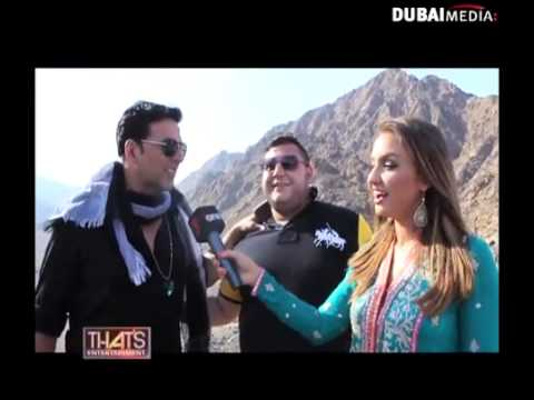 "Behind The Scenes Of ""Long Drive"" KHILADI 786 - With Akshay Kumar, Asin And Director David Zennie"