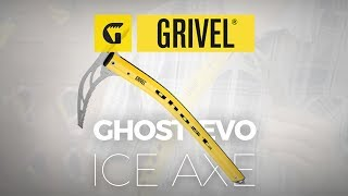 Grivel Ghost EVO ice axe by WeighMyRack
