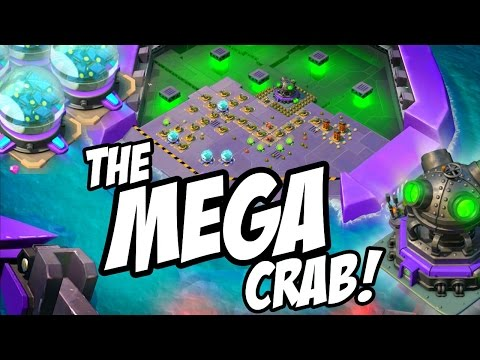 boom beach - mega grab tutorial