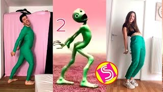 Video Dame Tu Cosita 2 Dance Challenge Musical.ly Compilation | #dametucosita MP3, 3GP, MP4, WEBM, AVI, FLV Mei 2018