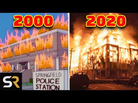 10 More Times The Simpsons Predicted The Future