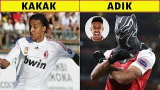 """Download Video 50 """"KAKAK-ADIK"""" Pemain Sepakbola Top Dunia MP3 3GP MP4"""