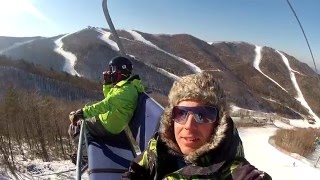 Recently I hit the slopes on a group trip (organized by Enjoy Korea).I know I put the wrong yearSongs from NoCopyrightSounds: Jim Yosef - Eclipse (NCS Release) https://www.youtube.com/watch?v=1WP_YLn1D1cAlex Skrindo - Jumbo (NCS Release)https://www.youtube.com/watch?v=v4Za061pQac